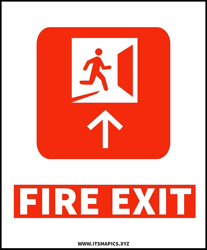 Fire Exit Sign Free Images - Emergency Exit Signs