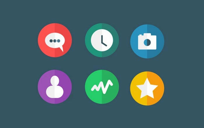 Flat Icons – Part 2