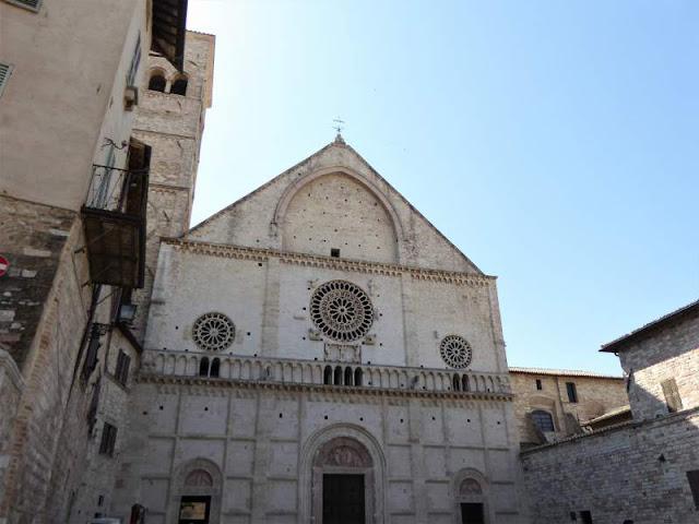 chiesa di san ruffino assisi