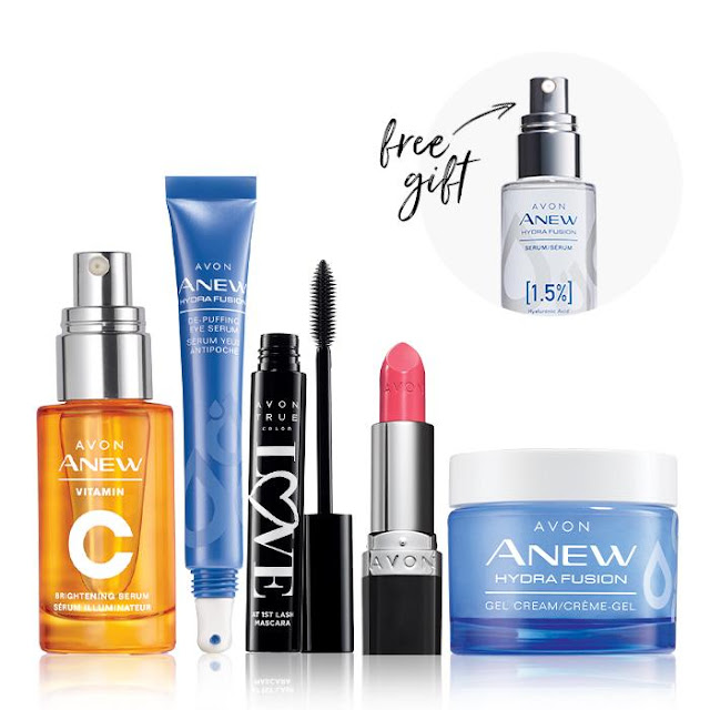 avon catalog Exclusive Skin Care All Stars