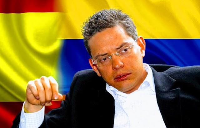 Arrestan en España al exgobernador colombiano Pablo Ardila, buscado por Colombia por abuso sexual, blanqueo de capitales y otros delitos