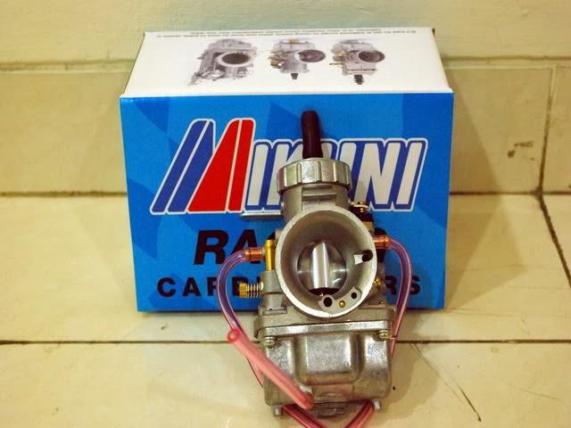 OLD MILLER menulis: Karburator VM30 SUDCO (Testimoni)