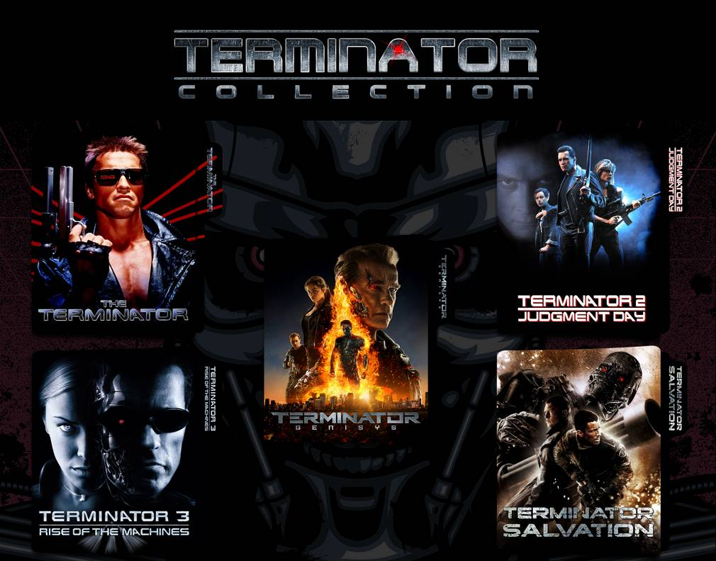 TERMINATOR MOVIES (1984 - 2019) COLLECTION TAMIL DUBBED HD