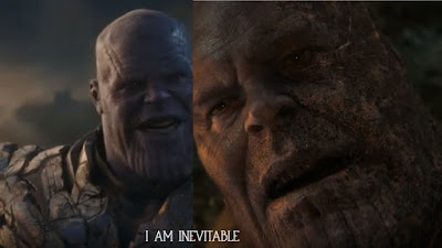 Fact: Literally Unlucky words of Thanos