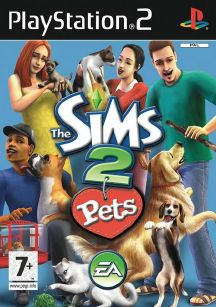The Sims 2 Pets PS2 ISO