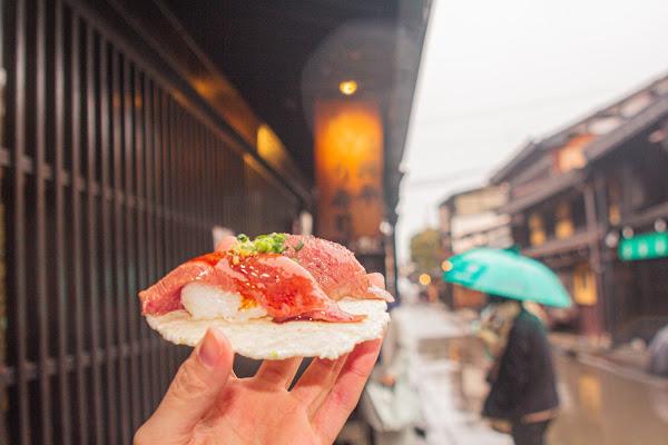 Hida Beef in Takayama