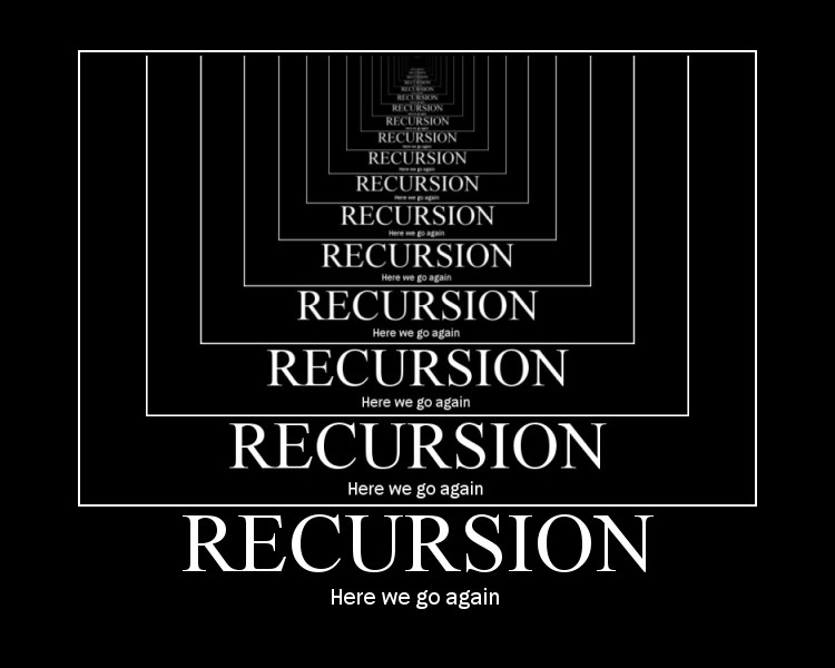 recursive function for getting parent child