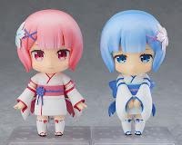 "Nendoroid Ram & Rem: Childhood Ver. de ""Fate / Grand Order"" - Good Smile Company"
