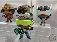 Toy Fair 2017 Funko Overwatch Wave 2 Pops