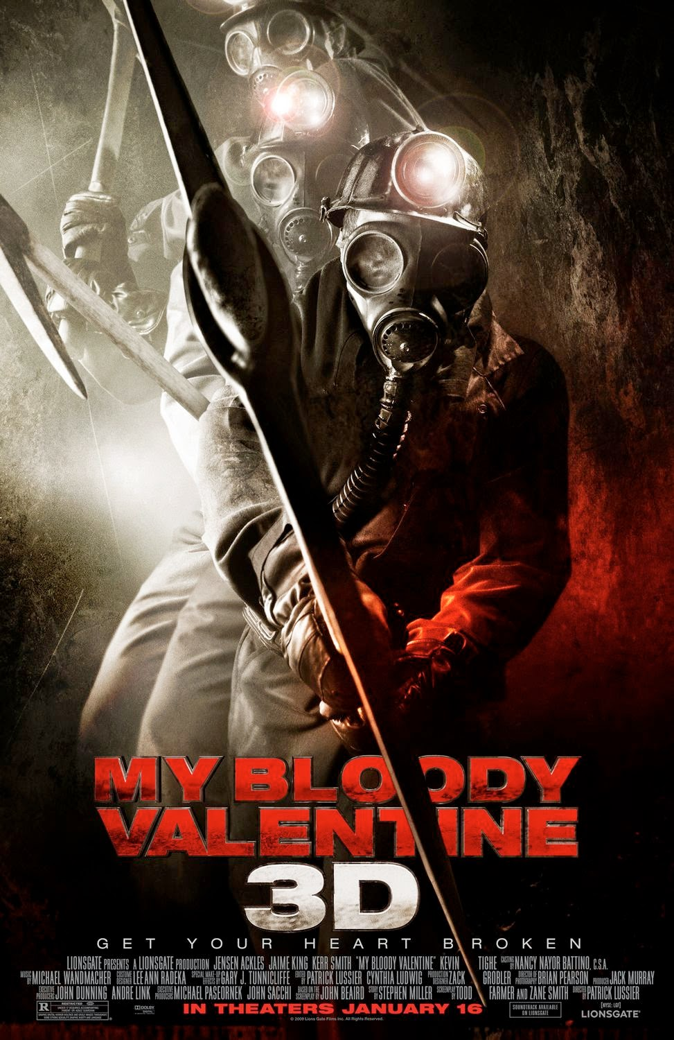 My Bloody Valentine 3D (2009) ταινιες online seires oipeirates greek subs