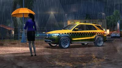 تحميل لعبة قيادة التاكسي الرائعة  Taxi Sim 2020 النسخة المهكرة للاجهزة الاندرويد باخر تحديث