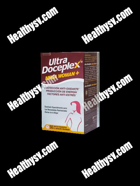 Ultra Doceplex Mega Woman