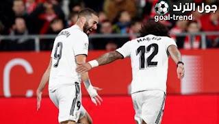 نتيجة مواجهة ريال مدريد وديبورتيفو الافيس في الدوري الاسباني