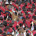 30.000 ponchos rojos irán a la Parada Militar