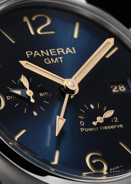 Panerai Luminor Due GMT Power Reserve 45 mm PAM000964