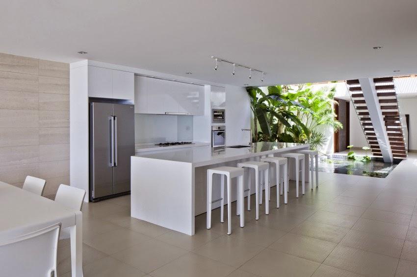 Hogares Frescos: Villas Oceaniques con un Diseño Interior ...