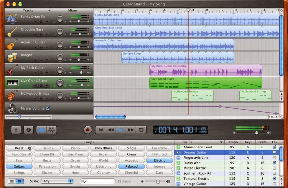 garageband for pc windows 7 free download