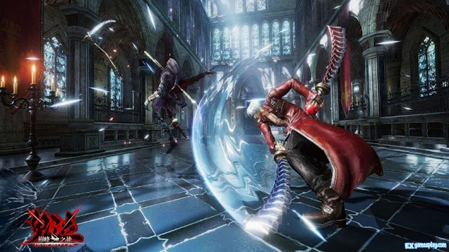 Release Schedule for Devil May Cry Mobile