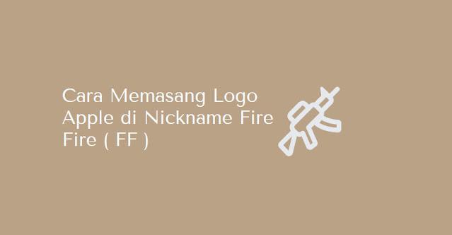 cara edit nama di fire fire