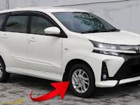Harga dan Fisik : Velg Toyota Grand Veloz 1.3 2019   42611-BZC80