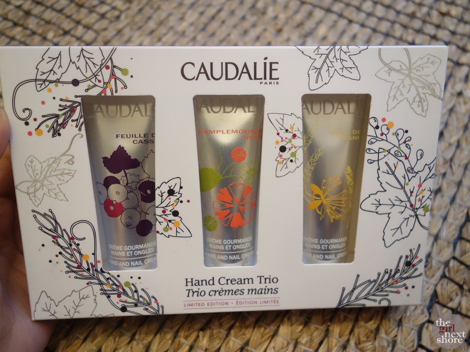 Holiday Gift Ideas: Stocking fillers under £20 from Caudalie, Kiehl's, Lipstick Queen