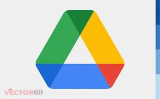 Google Drive New 2020 Logo - Download Vector File EPS (Encapsulated PostScript)