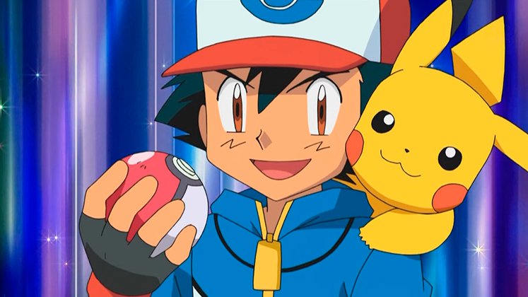 """Graças ao sucesso de """"Pokemon Go""""!"""