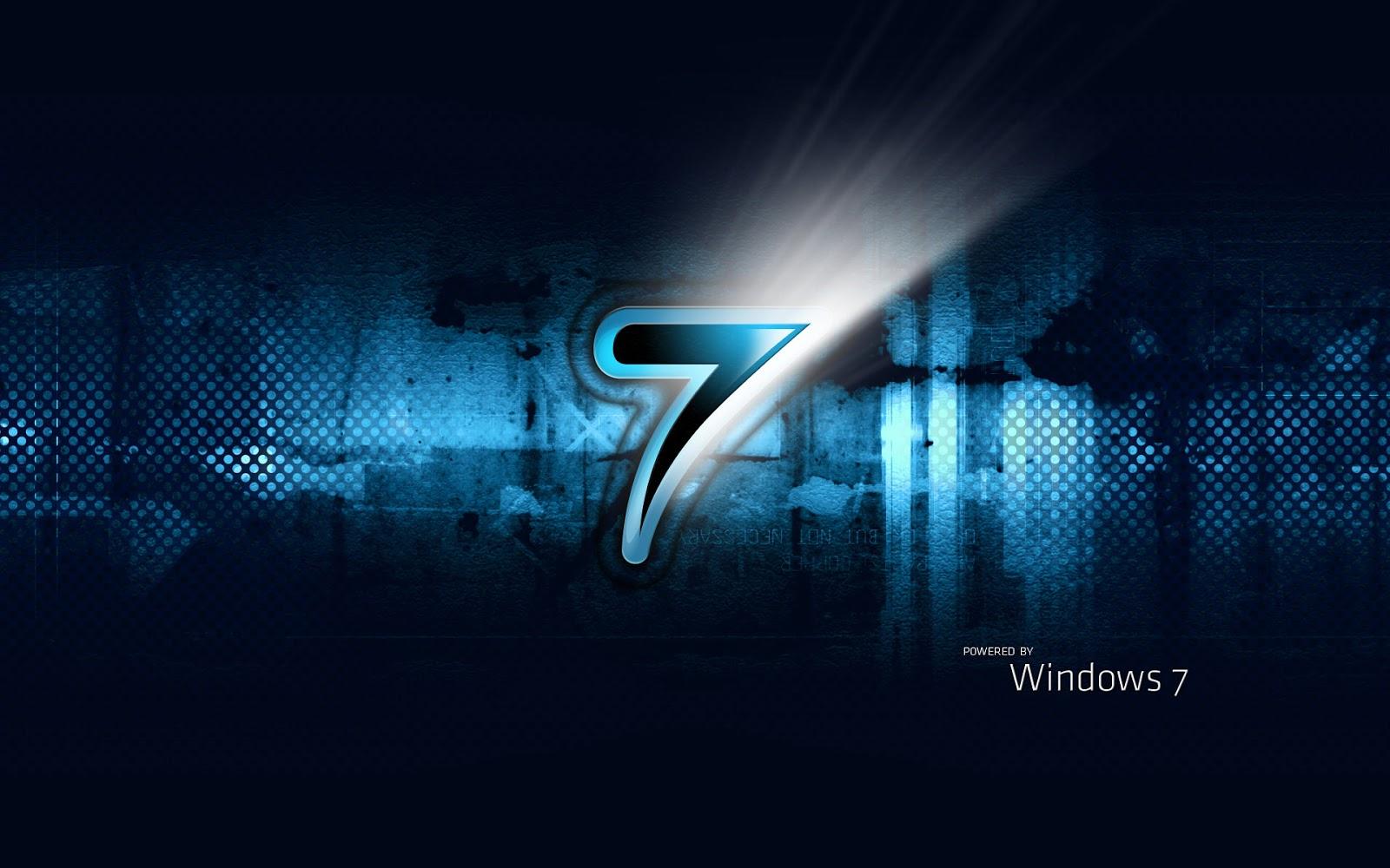 Windows 7 Masaüstü Arka Plan resmi