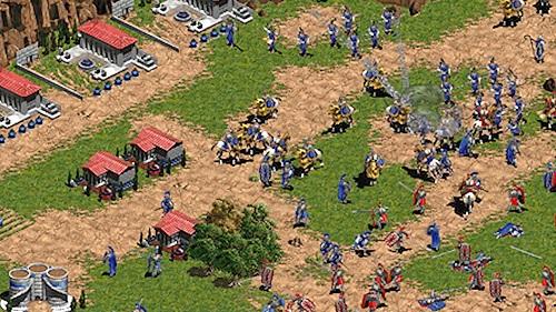 Mỗi loài nhà chỉ trong Age of Empires có công năng sử dụng khác nhau