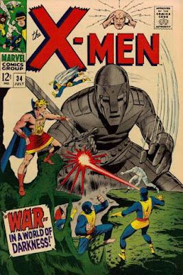 X-Men #34, Tyrannus