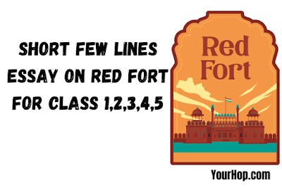 Red Fort Essay