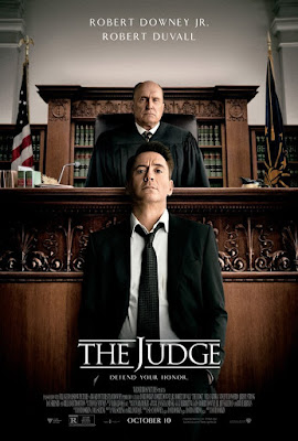 The Judge starring Robert Downey, Jr & Robert Duvall - A Movie Review
