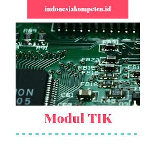 Modul J.611000.010.02 MEMASANG JARINGAN NIRKABEL Modul TIK Terbaru