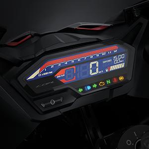 Deviasi Speedometer Motor Honda Semakin Besar Demi Keamanan Kah