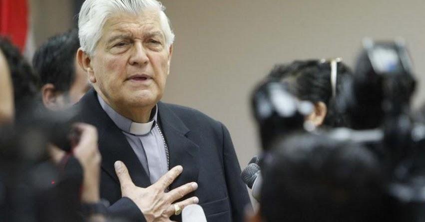 La Conferencia Episcopal Peruana valora esfuerzos de diálogo del Gobierno frente a huelgas