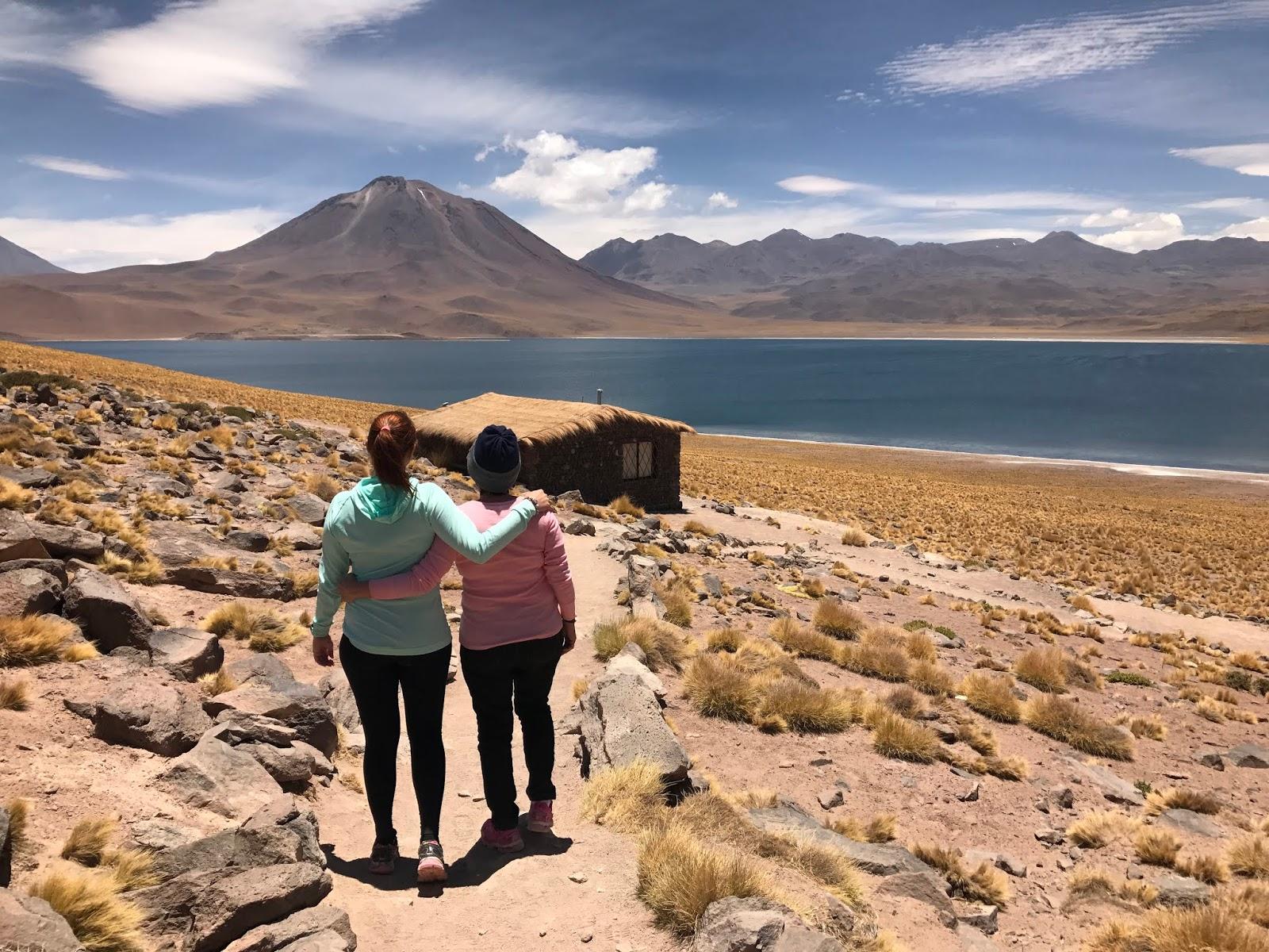 Laguna Miscanti - Deserto do Atacama