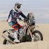 Sebastian Bühler já entrou no Top 30 do Dakar