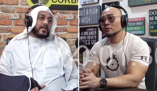 Syekh Ali Jaber Tuai Kagum Non-Muslim Kala Ceritakan Kronologi Penusukan di Podcast Deddy Corbuzier