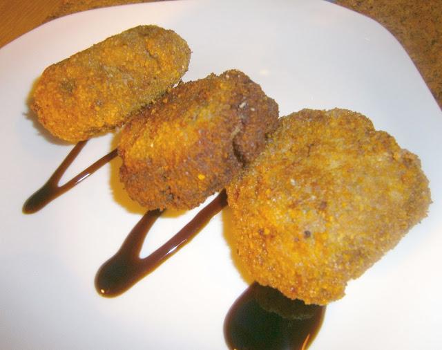 Filetes rusos tradicionales. Las hamburguesas Españolas