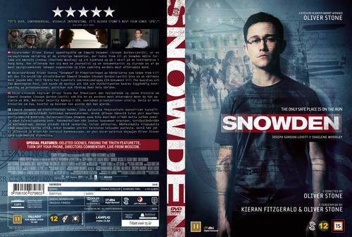 Snowden: Herói ou Traidor Torrent - BluRay Rip 720p e 1080p Dublado (2017)