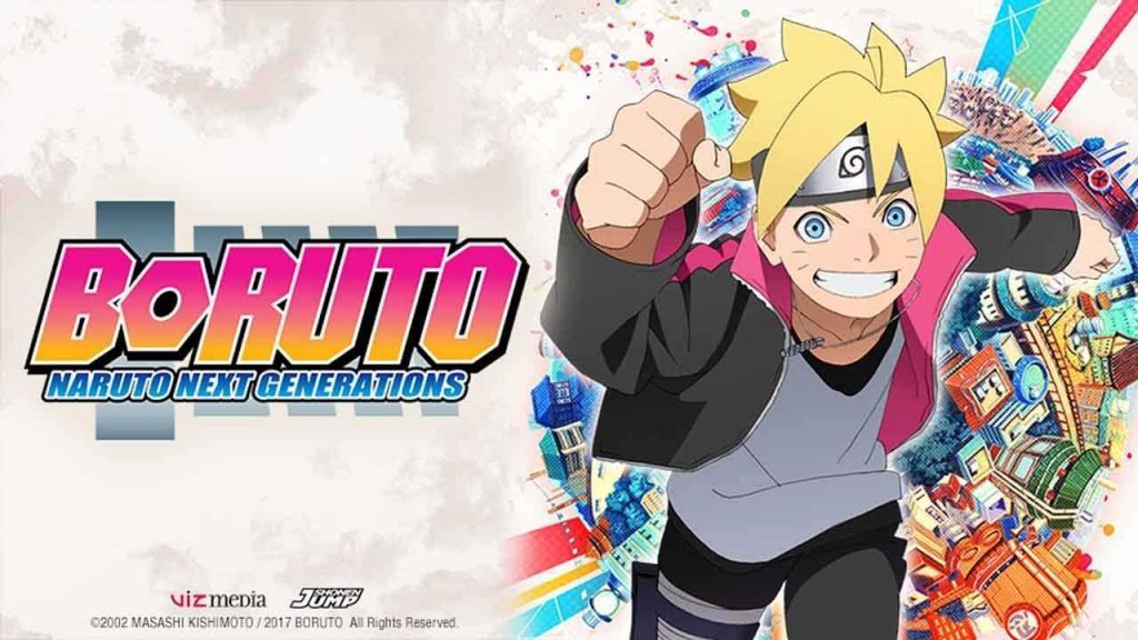 Boruto: Naruto Next Generations Batch Subtitle Indonesia