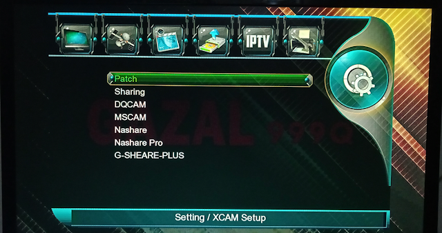 GAZAL 999Q 1507G 1G 8M NEW SOFTWARE WITH FOREVER IPTV OPTION 23 MARCH 2021