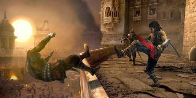Prince Of Persia The Forgotten Sands Pc Game Free Download ...