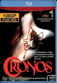 Cronos[1993] [1080p BRrip] [Latino-Inglés] [GoogleDrive] RafagaHD