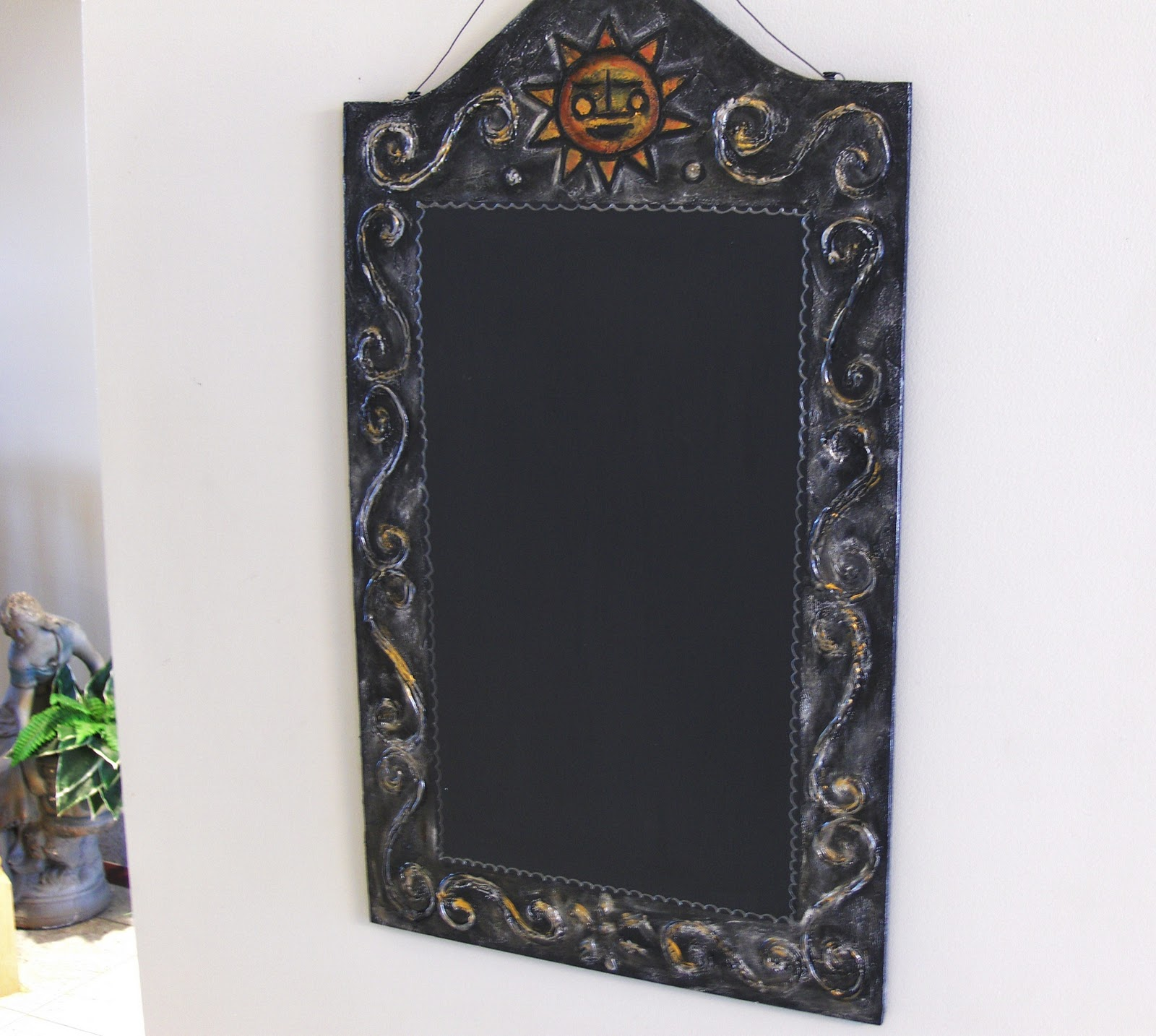 Decorative Chalkboards For Home: ZeeZee Chalkboards * Classy Custom Chalkboards For Home