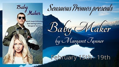 The Baby Maker by Margaret Tanner - Get your #Romance today! #HEA #LoveStories