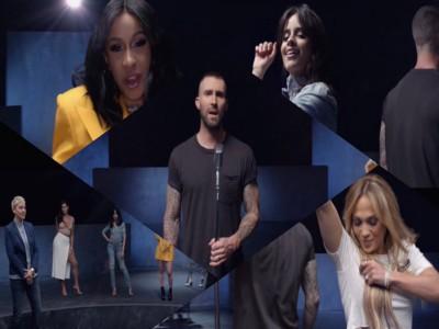 Girls Like You ft. Cardi B, Maroon5 Full HD Video Download