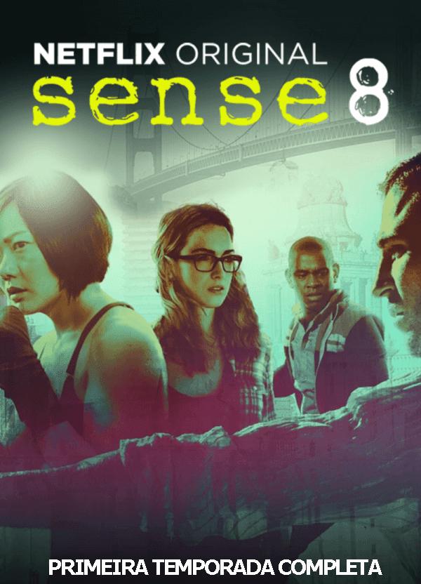 Sense8 1ª Temporada Torrent – Blu-ray Rip 720p Dual Áudio (2015)