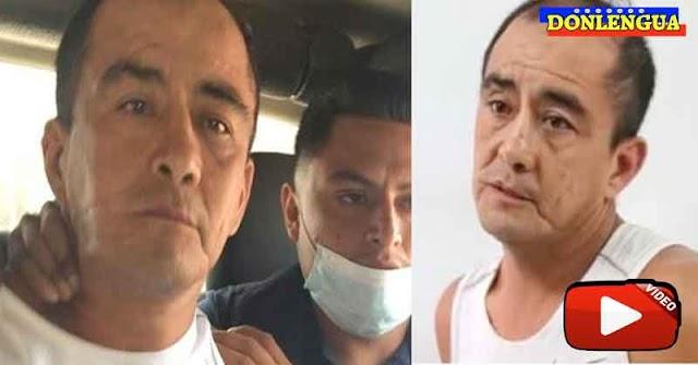 Capturado en Perú el asesino de venezolanos Oscar Narro alias Cara Cortada