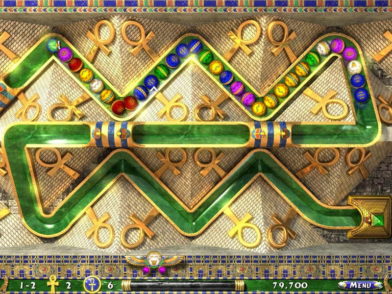 Play Luxor Online Free